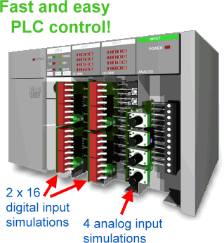 Fast and Easy PLC Control
